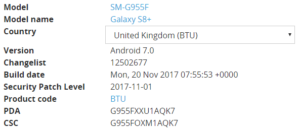 Solved: Samsung s8plus oreo update - Page 3 - O2 Community
