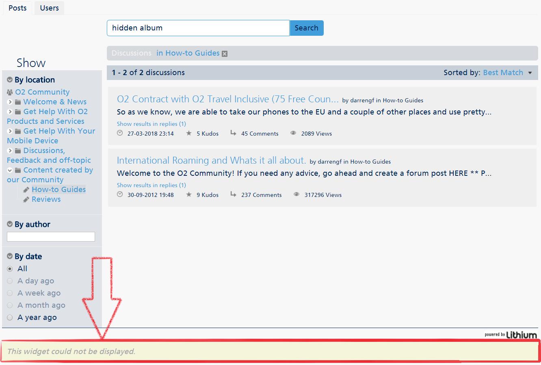 Winkle-box Wallops Widget? - O2 Community