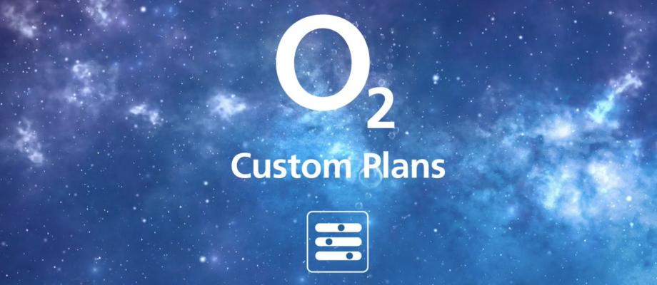 O2 Custom Plans