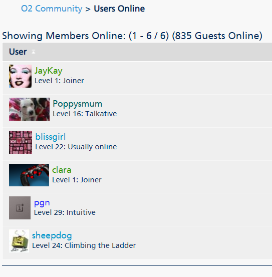 20**Personal info** 22_04_35-Users Online - O2 Community.png