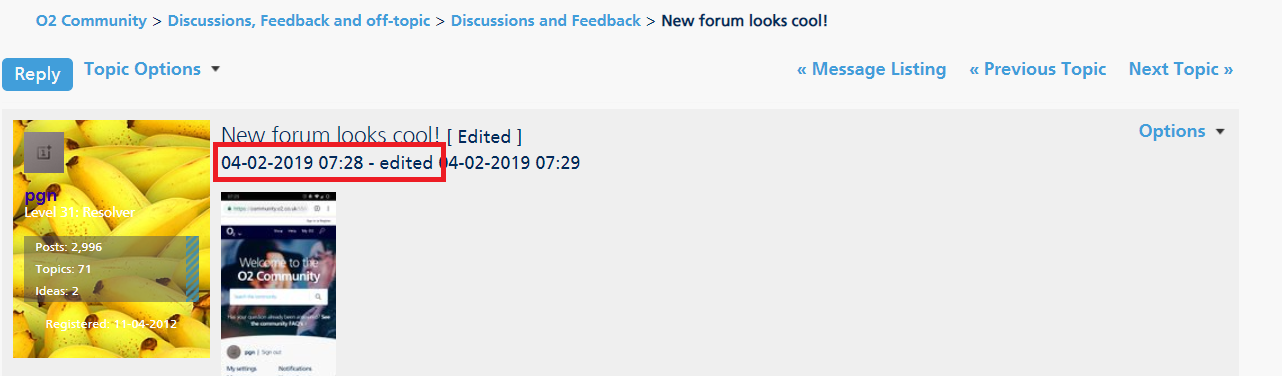 20**Personal info** 20_34_32-New forum looks cool! - O2 Community.png