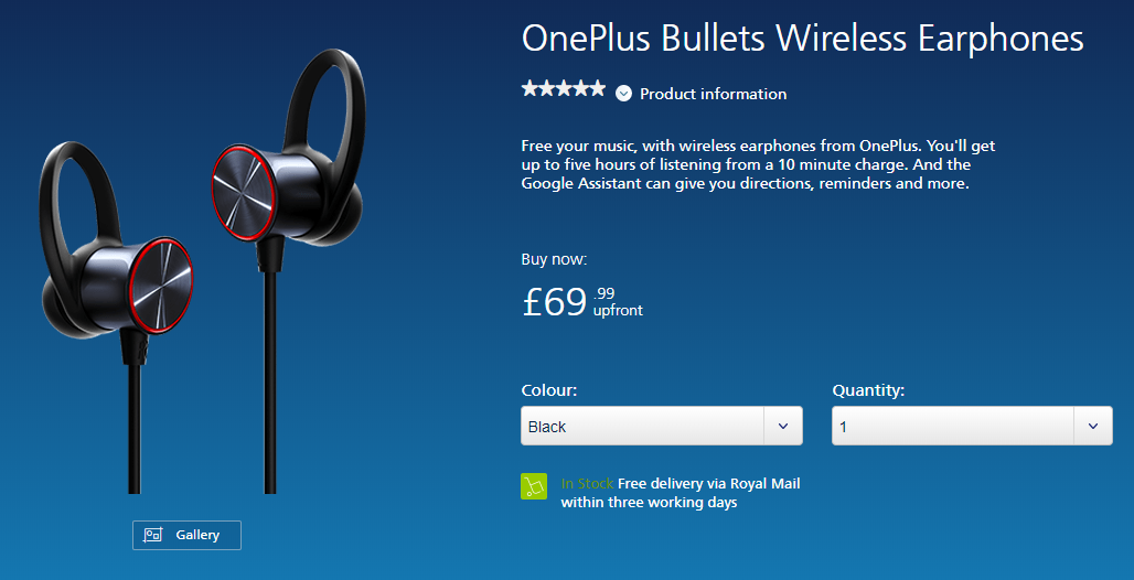 20**Personal info** 22_05_41-OnePlus Bullets Wireless Earphones - accessories from O2.png
