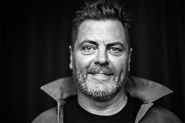 Nick Offerman_ Priority tickets on general sale right now