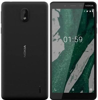 Picture of the Nokia 1 Plus