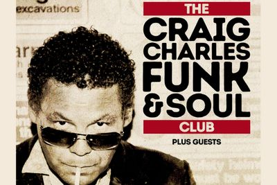A picture of Craig Charles