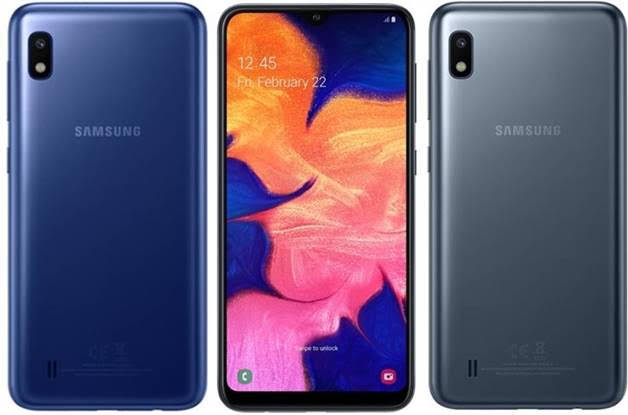 Samsung Galaxy A10 pictures