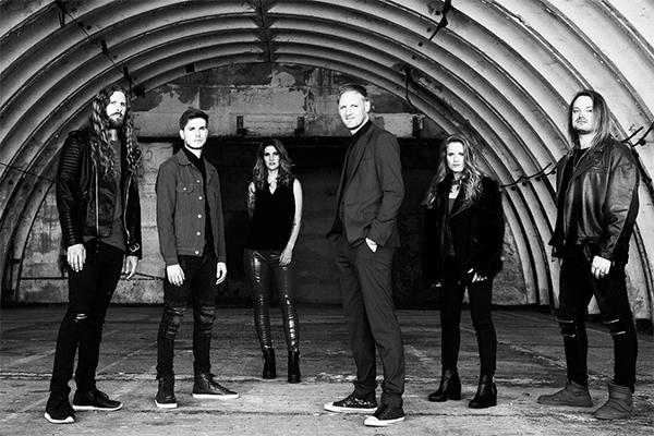 Delain band image