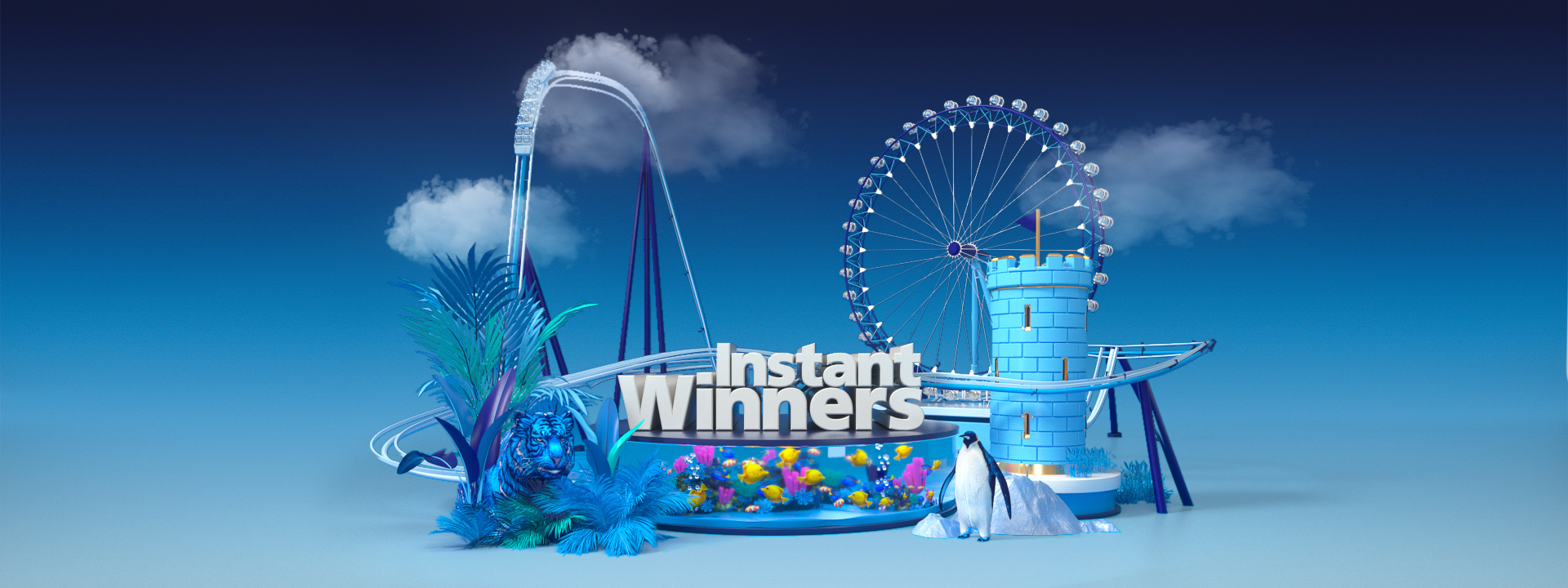 Instant Winners activity illustration