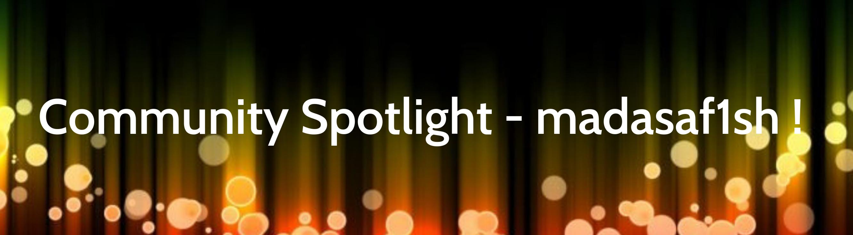 Spotlight banner madasaf1sh