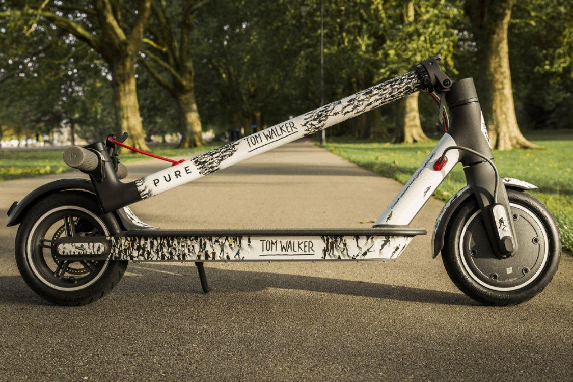 Tom Walker scooter