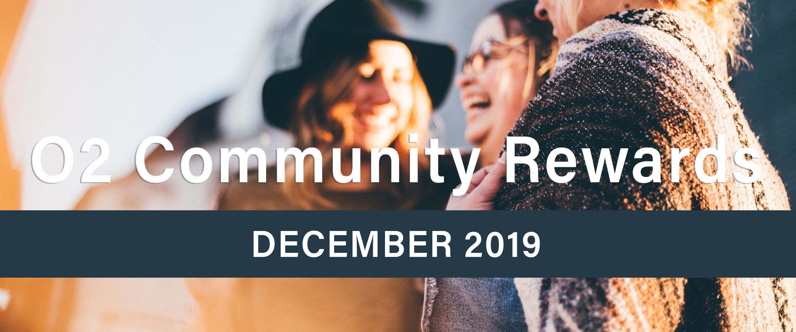 O2 Community Rewards