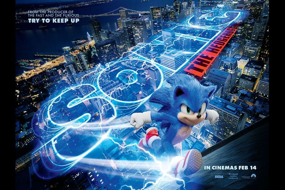 Sonic movie screening