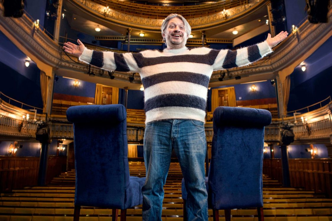 Evening with Richard Herring and James Acaster