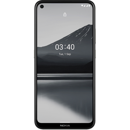 Nokia 3.4 front image