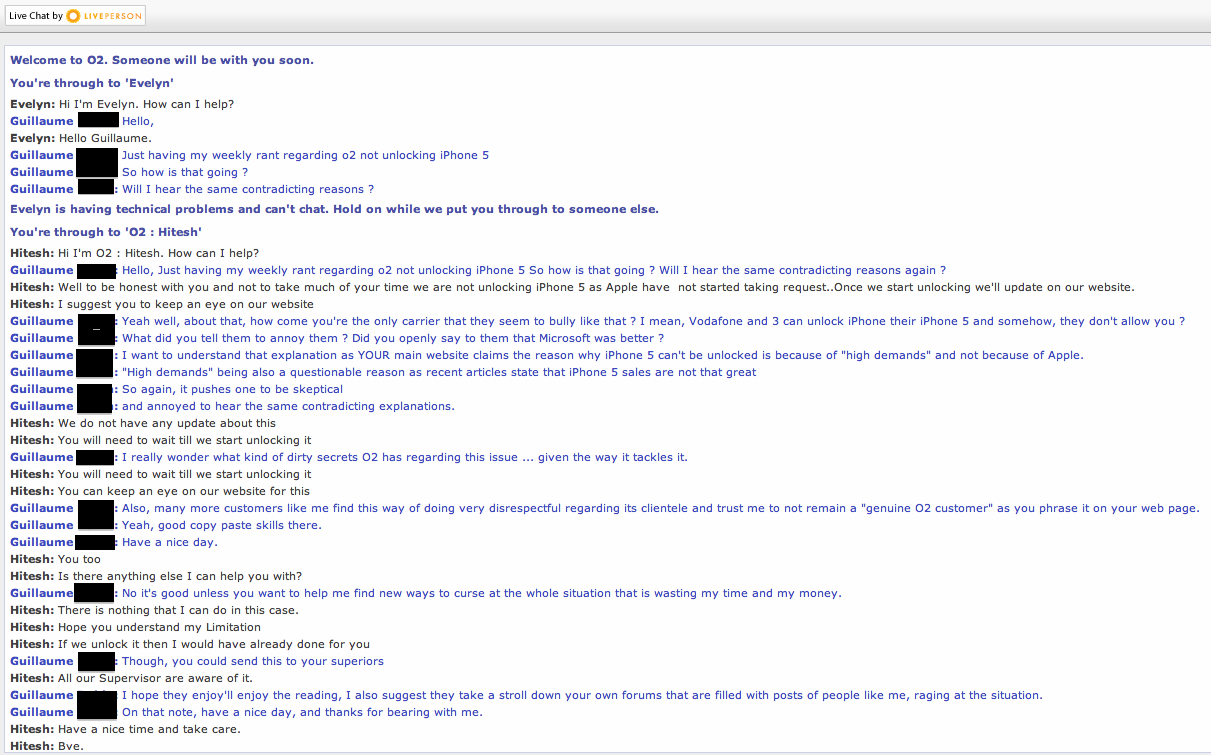 Chat with O2 about unlocking iPhone 5 - Name out.png
