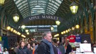 Covent Garden Apple Market Zoomed in