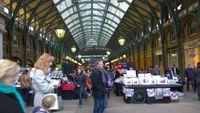 Covent Garden Apple Market full shot