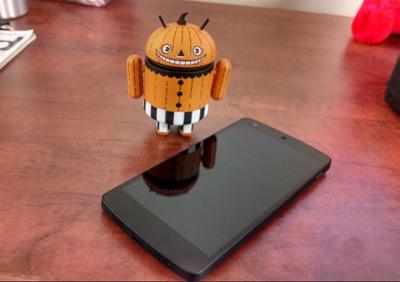 Happy Nexus 5