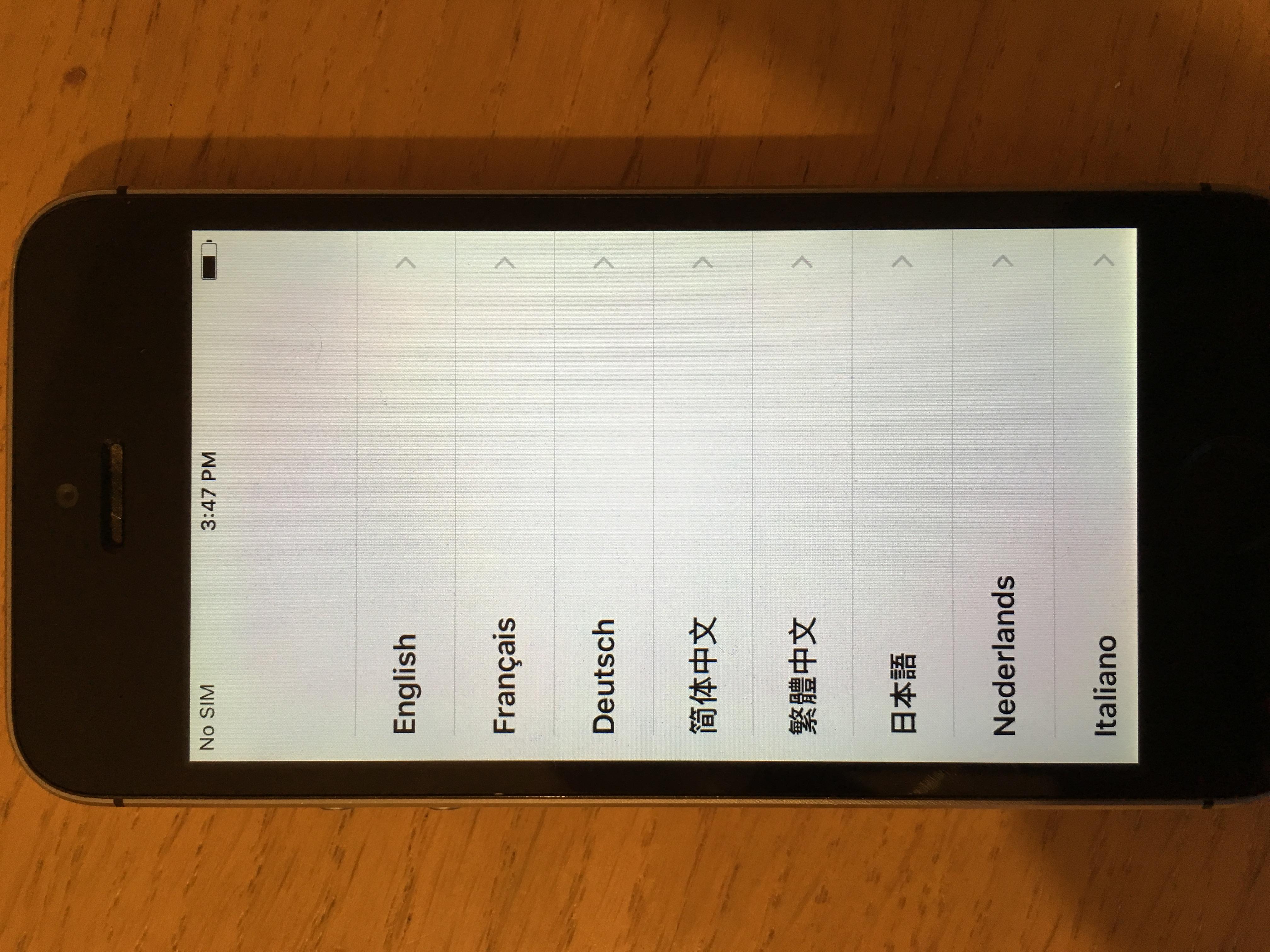 Iphone S Lcd Screen