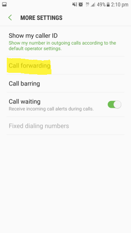 Solved cant change voicemail number on galaxy s7 edge page 2 solved cant change voicemail number on galaxy s7 edge page 2 o2 community m4hsunfo