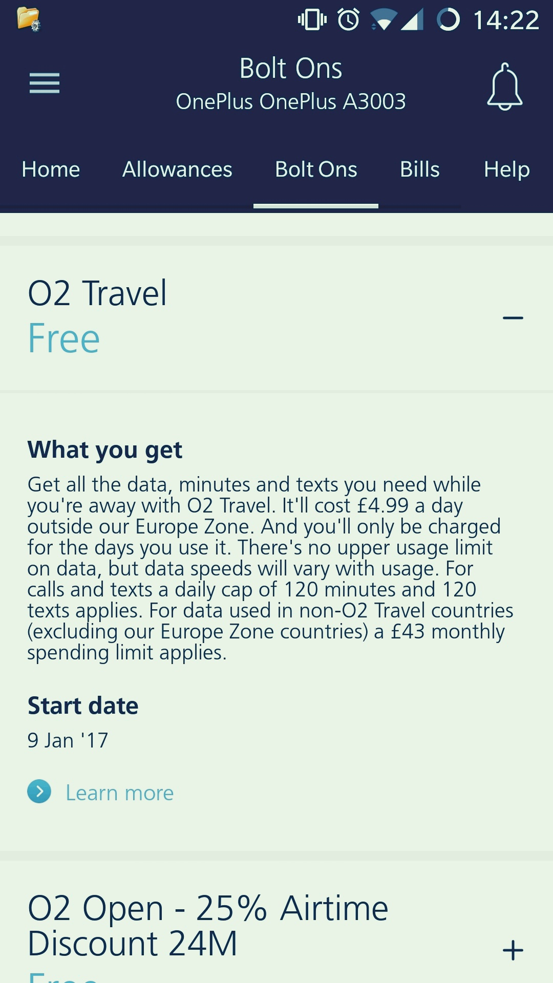 O2 Pay Monthly Travel Abroad   Yoktravels com