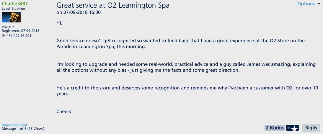 Leamington Spa Store