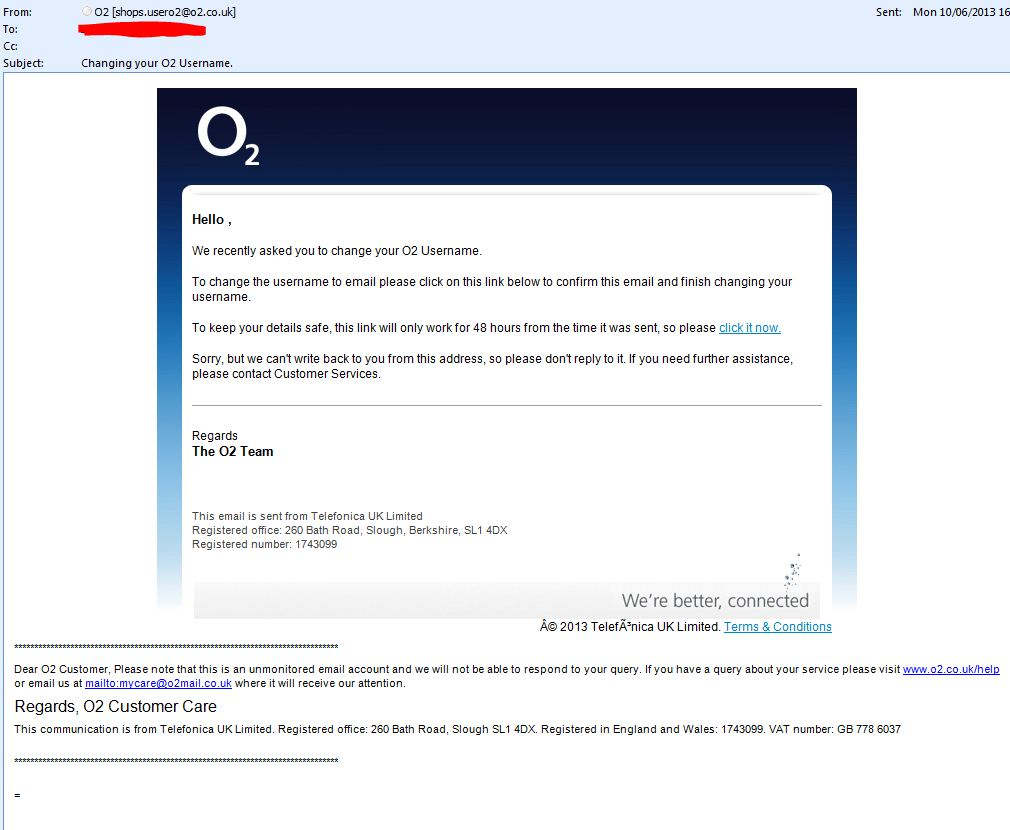 o2 email settings for android tablet